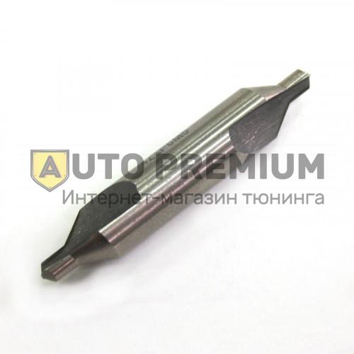 Сверло центровочное 5,0 (А) Волжский инструмент 9135